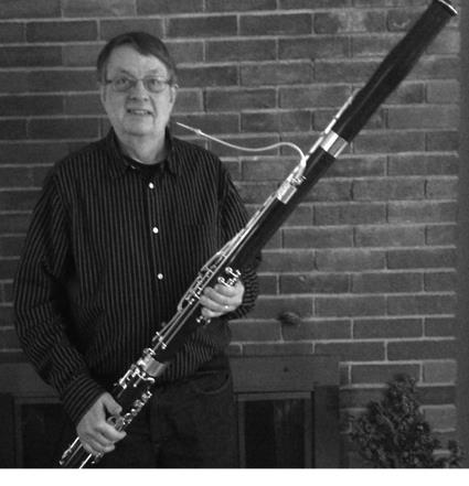 Fred Fenn, bassoon