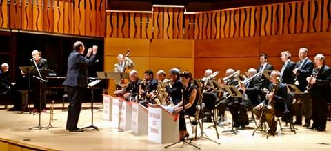 New England Jazz Ensemble